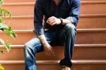 Blue Designer Casual Shirt