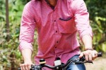 Cute Looking Pink Color Formal & Casual Shirt