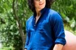 Kurti Style Blue Casual T Shirt
